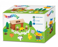 Viking Toys Viking City farma z figurkami - 416469 - zdjęcie 2