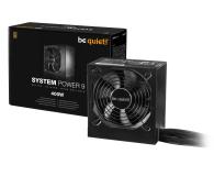 be quiet! System Power 9 400W 80 Plus Bronze - 423077 - zdjęcie 1