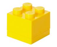 POLTOP LEGO Mini Box 4 żólty - 422152 - zdjęcie 1