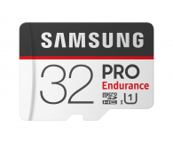Samsung 32GB microSDHC PRO Endurance UHS-I 100MB/s - 429920 - zdjęcie 1