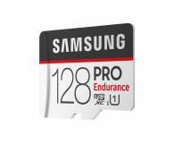 Samsung 128GB microSDXC PRO Endurance UHS-I 100MB/s  - 429923 - zdjęcie 3