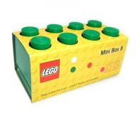 POLTOP LEGO Mini Box 8 ciemnozielony - 422159 - zdjęcie 2