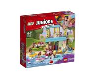 LEGO Juniors Domek nad jeziorem Stephanie - 431396 - zdjęcie 1