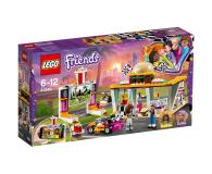 LEGO Friends Wyścigowa restauracja - 431403 - zdjęcie 1