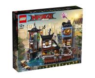 LEGO NINJAGO Movie Doki w Mieście NINJAGO - 431328 - zdjęcie 1