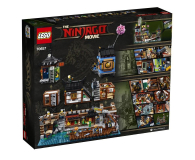 LEGO NINJAGO Movie Doki w Mieście NINJAGO - 431328 - zdjęcie 4