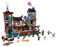 LEGO NINJAGO Movie Doki w Mieście NINJAGO - 431328 - zdjęcie 2