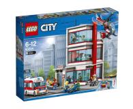 LEGO City Szpital LEGO City - 431356 - zdjęcie 1