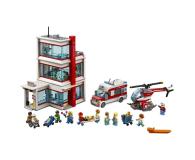 LEGO City Szpital LEGO City - 431356 - zdjęcie 2