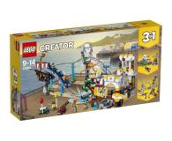 LEGO Creator Piracka kolejka górska - 431354 - zdjęcie 1