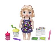 Baby Alive Słodka przekąska blondynka - 429945 - zdjęcie 1