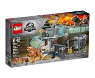 LEGO Jurassic World Ucieczka z laboratorium - 430452 - zdjęcie 1