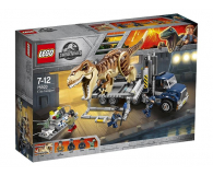 LEGO Jurassic World transport T. Rexa - 430472 - zdjęcie 1