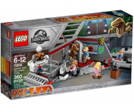 LEGO Jurassic World Pościg raptorów - 430468 - zdjęcie 1