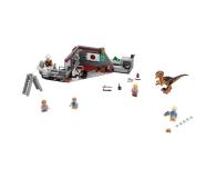 LEGO Jurassic World Pościg raptorów - 430468 - zdjęcie 2