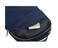 """Targus Newport Backpack 15"""" Navy - 431802 - zdjęcie 7"""