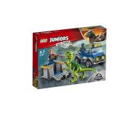LEGO Juniors Na ratunek raptorom - 432443 - zdjęcie 1