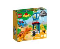 LEGO Duplo Wieża tyranozaura - 432471 - zdjęcie 1