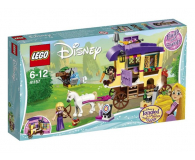 LEGO Disney Karawana podróżna Roszpunki - 432482 - zdjęcie 1