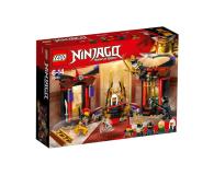LEGO NINJAGO Starcie w sali tronowej - 432540 - zdjęcie 1