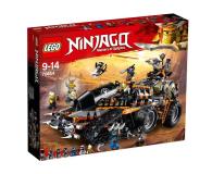 LEGO NINJAGO Dieselnauta - 432544 - zdjęcie 1