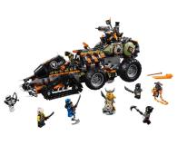 LEGO NINJAGO Dieselnauta - 432544 - zdjęcie 2