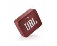 JBL GO 2 Czerwony - 427974 - zdjęcie 2