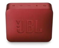JBL GO 2 Czerwony - 427974 - zdjęcie 4