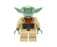 POLTOP LEGO Disney Star Wars Budzik Yoda - 419545 - zdjęcie 1