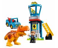LEGO Duplo Wieża tyranozaura - 432471 - zdjęcie 2