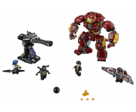 LEGO Marvel Super Heroes Walka w Hulkbusterze - 412823 - zdjęcie 4