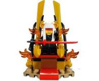 LEGO NINJAGO Starcie w sali tronowej - 432540 - zdjęcie 3