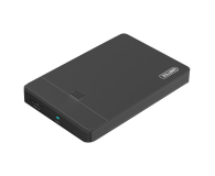 """Unitek Obudowa do dysku 2.5"""" (USB 3.0, 6G, UASP, czarny) - 434801 - zdjęcie 2"""