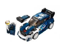 LEGO Speed Champions Ford Fiesta M-Sport WRC - 409447 - zdjęcie 3
