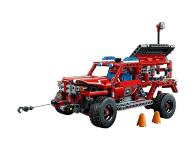 LEGO Technic Pojazd szybkiego reagowania - 395193 - zdjęcie 3