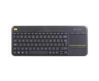 Logitech Wireless Touch K400 Plus czarna - 249334 - zdjęcie 1