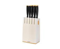 Fiskars Functional Form Zestaw 5 noży w bloku 1014209 - 435768 - zdjęcie 1