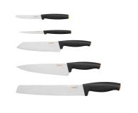 Fiskars Functional Form Zestaw 5 noży w bloku 1014209 - 435768 - zdjęcie 2