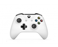 Microsoft Xbox One S Wireless Controller - White - 318631 - zdjęcie 1