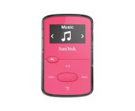 SanDisk Clip Jam 8GB różowy - 254110 - zdjęcie 1