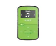 SanDisk Clip Jam 8GB zielony - 251396 - zdjęcie 1