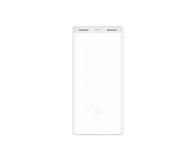 Xiaomi Power Bank 2C 20000 mAh 2.4A, QC 3.0 (biały) - 399401 - zdjęcie 2