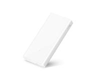 Xiaomi Power Bank 2C 20000 mAh 2.4A, QC 3.0 (biały) - 399401 - zdjęcie 1
