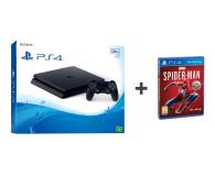 Sony Playstation 4 Slim 500GB + Spider-Man - 436873 - zdjęcie 1