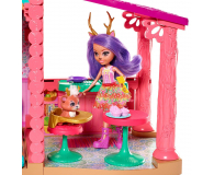 Mattel Enchantimals Wonderwood Domek Jelonków - 436972 - zdjęcie 3