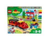 LEGO DUPLO Pociąg parowy - 432466 - zdjęcie 3