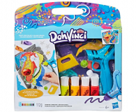 Play-Doh Doh Vinci Zestaw Create your collage - 439155 - zdjęcie 1