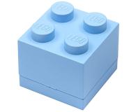 POLTOP LEGO Mini Box 4 jasnoniebieski - 422154 - zdjęcie 1