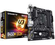 Gigabyte B450M DS3H - 439448 - zdjęcie 1