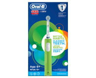 Oral-B Junior D16 Green - 439735 - zdjęcie 2